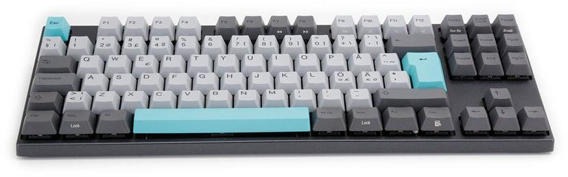 Varmilo VA88M Moonlight MX Silent Red Kabling Tastatur Nordisk Blå, Grå