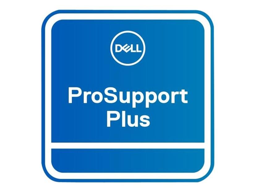Dell Uppgradera från 3 År Basic Onsite till 3 År ProSupport Plus