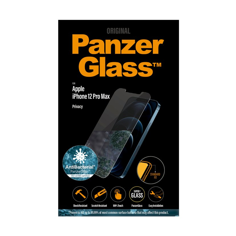 Panzerglass iPhone 12 Pro Max Privacy iPhone 12 Pro Max