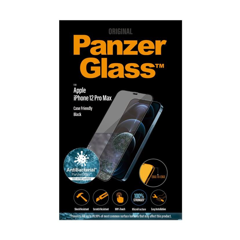 Panzerglass Skjermbeskyttelse for mobiltelefon iPhone 12 Pro Max