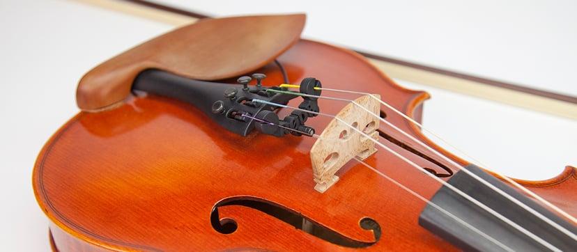 Røde Violin Clip