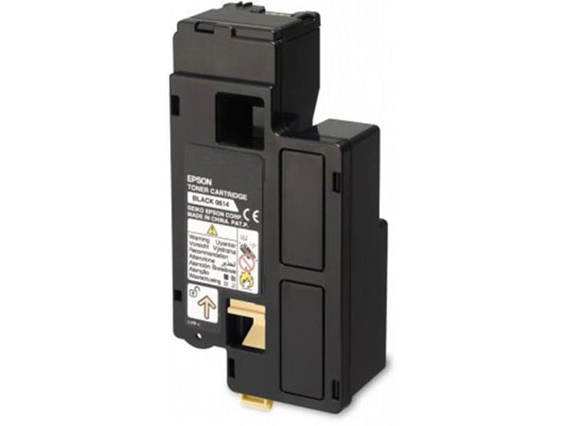 Epson Toner Svart 2k - AL-C1700/C1750/CX17 Series