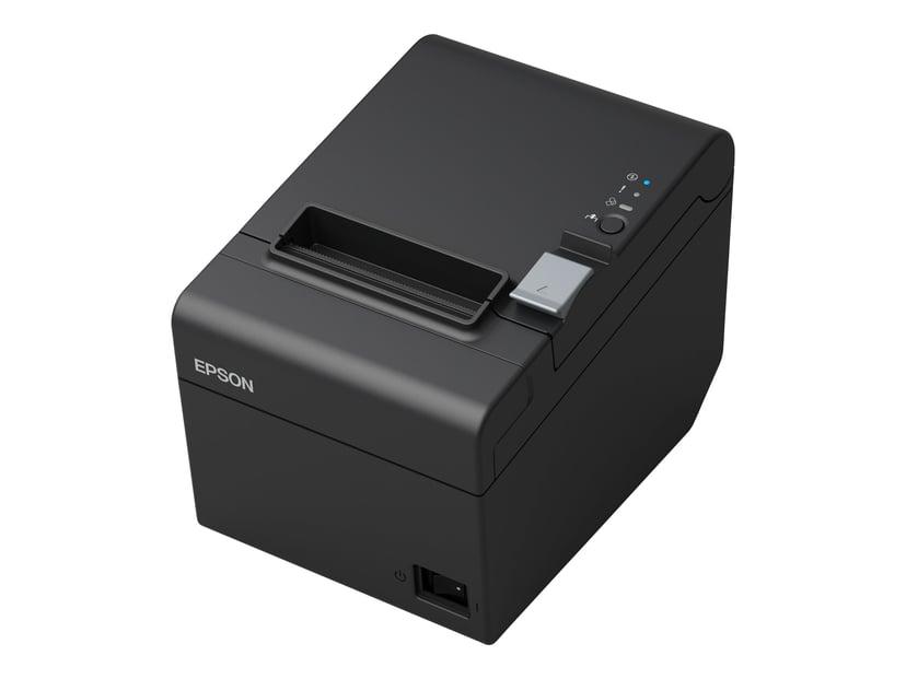 Epson Kvitteringsskriver TM-T20III USB/Seriell Inkl. Strøm svart