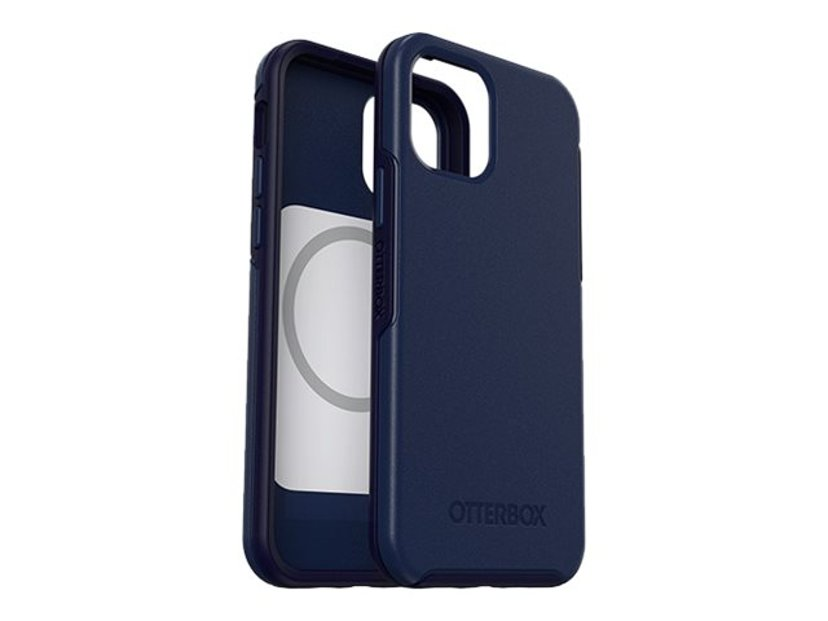 Otterbox Symmetry Series+ iPhone 12, iPhone 12 Pro Marinblå kapten
