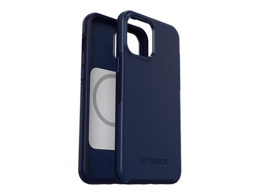 Otterbox Symmetry Series+ iPhone 12 Pro Max Marinblå kapten