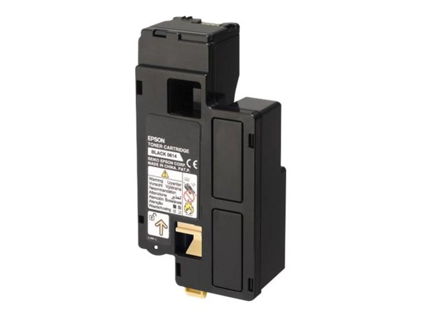 Epson Toner Sort 2k - AL-C1700/C1750/CX17 Series