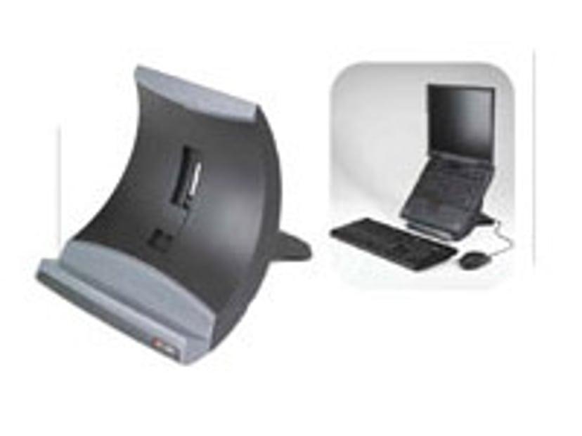 3M Vertical Notebook Riser LX550
