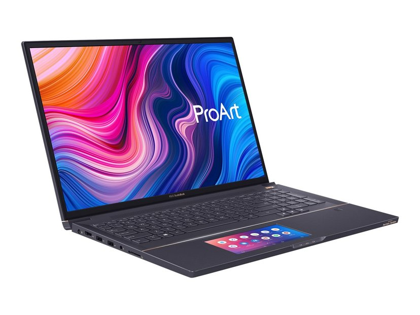"""ASUS ProArt StudioBook Pro X Xeon 64GB 1024GB SSD 17"""" RTX 5000"""