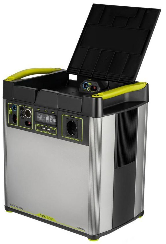 Goal Zero Yeti 6000X Li-Ion Nmc 556Ah/6010Wh