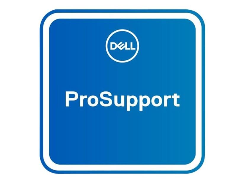 Dell Uppgradera från 3 År Basic Onsite till 5 År ProSupport
