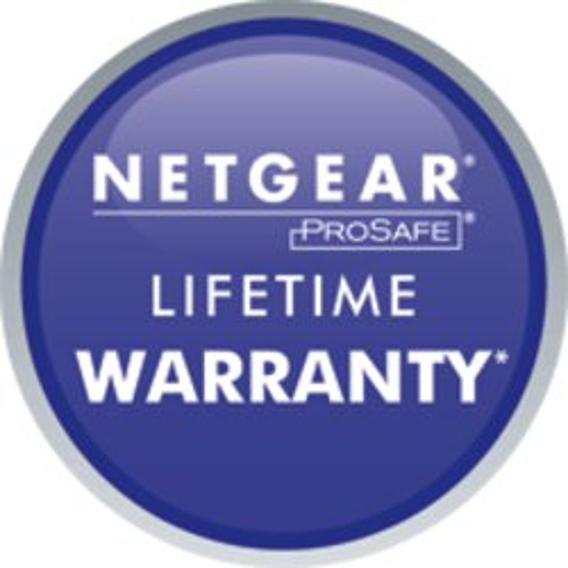 Netgear FS116p Fast Ethernet Kytkin 16-Porttinen/8POE