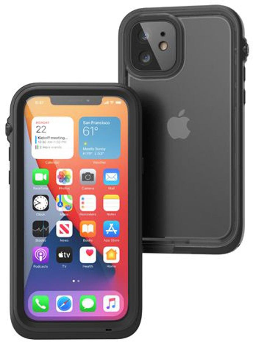 Catalyst Waterproof Case iPhone 12 Mattsvart