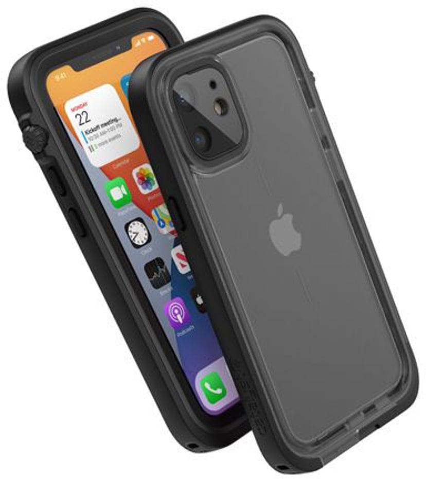 Catalyst Waterproof Case iPhone 12 Mini Mattsvart