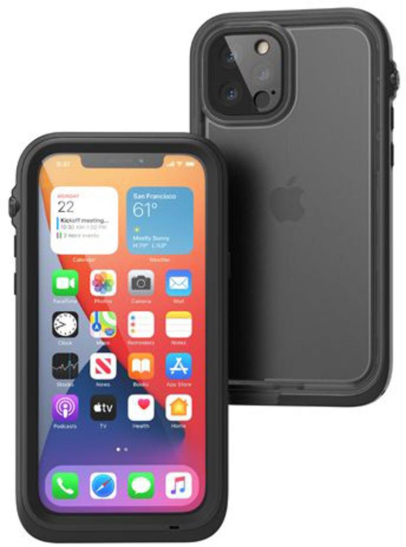 Catalyst Waterproof Case iPhone 12 Pro Stealth-sort