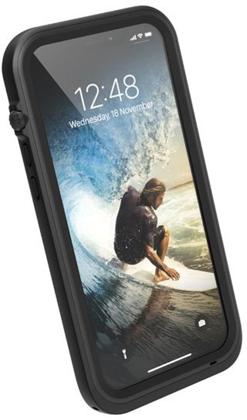 Catalyst Waterproof Case iPhone 12 Pro Max Mattsvart