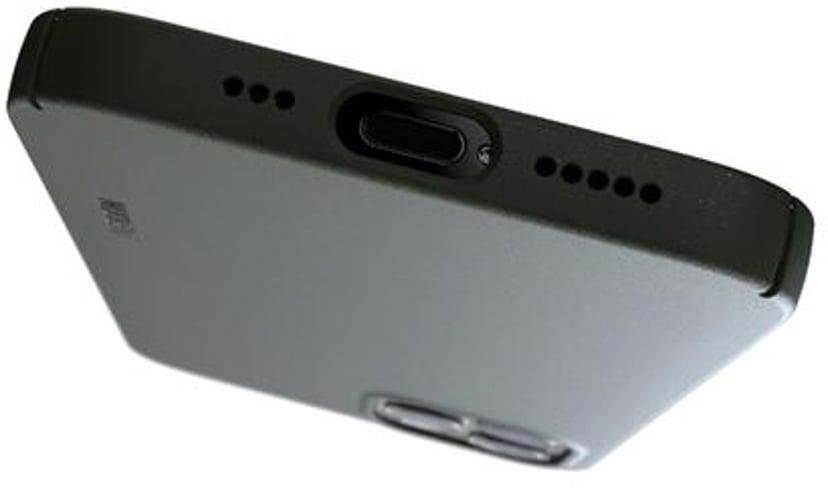 Nudient Thin Precise Case V3 iPhone 12, iPhone 12 Pro Grön