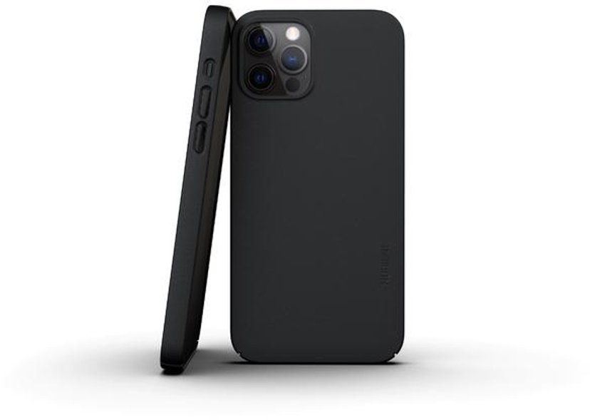 Nudient Thin Precise Case V3 iPhone 12, iPhone 12 Pro Sort