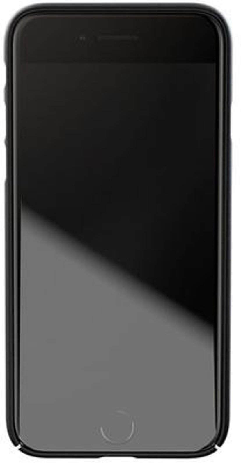 Nudient Thin Precise Case V3 iPhone 7, iPhone 8, iPhone SE (2020) Svart