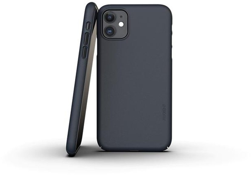 Nudient Thin Precise Case V3 iPhone 11 Blå