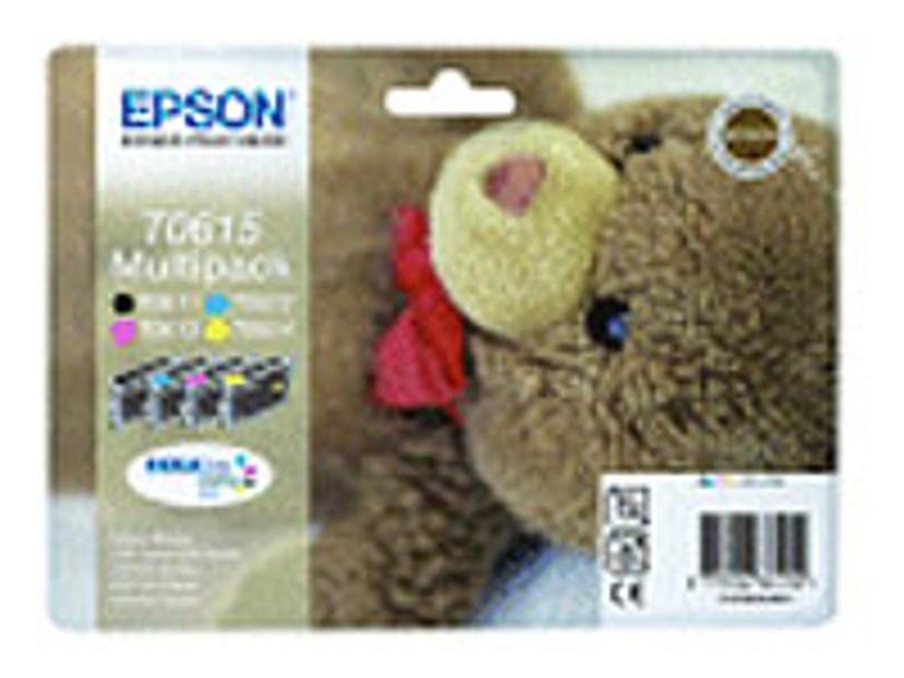 Epson Muste Monipakkaus T0615