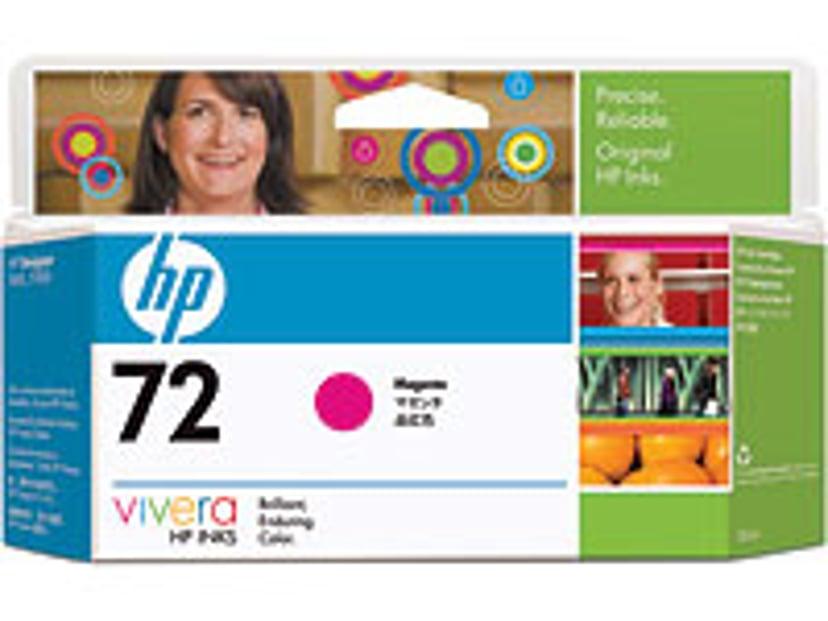 HP Inkt Magenta No.72 - T1100 130ml