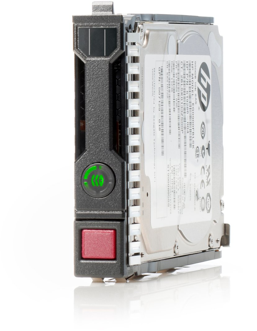 "HPE Kiintolevy 2.5"" 900GB Serial Attached SCSI 2 10,000kierrosta/min"