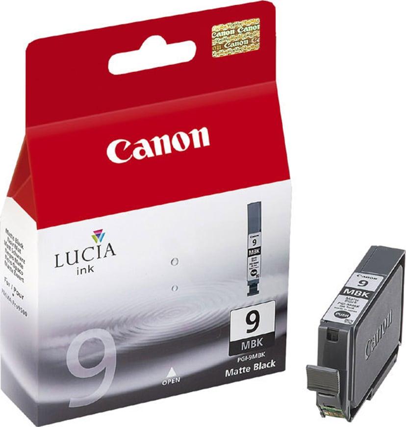 Canon Blekk Matt Svart PGI-9MBK - PRO9500