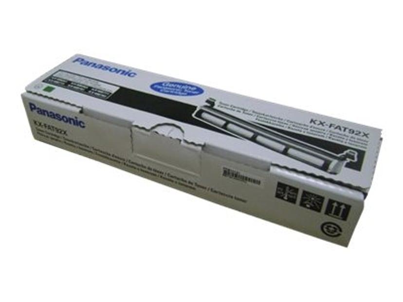 Panasonic Toner Svart KX-FAT92X - KX-MB261/771