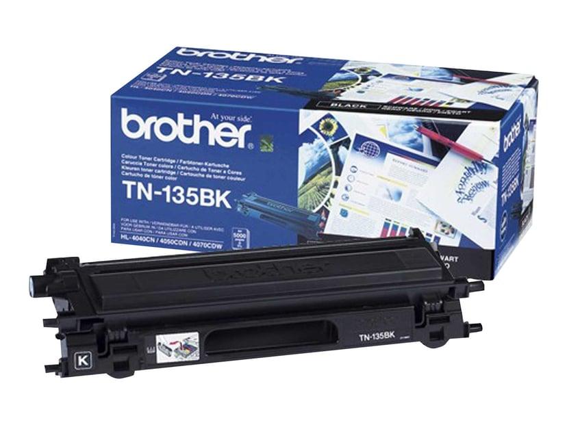 Brother Toner Svart TN-135BK 5k