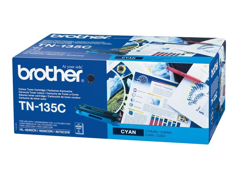 Brother Toner Cyan TN-135C 4k