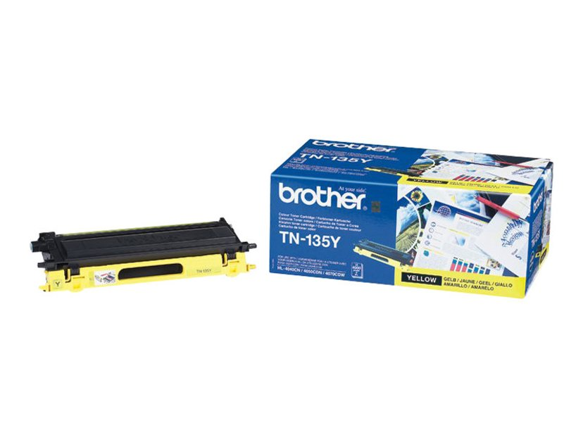 Brother Toner Gul TN-135Y 4k