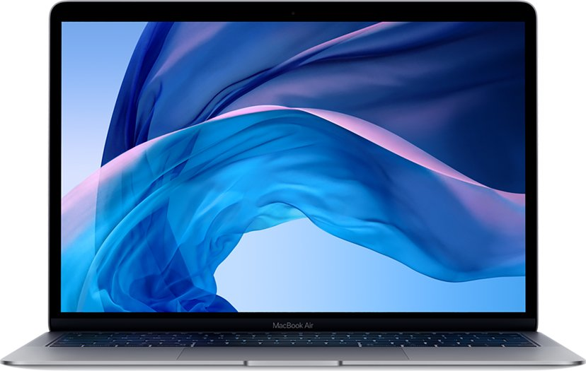 "Apple MacBook Air med Retina (2020) Core i3 8GB 256GB SSD 13.3"""