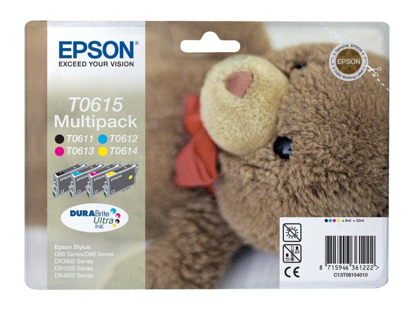 Epson Blæk Multipak T0615