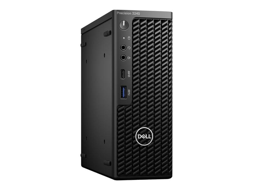 Dell Precision 3240 Compact Xeon 512GB Intel UHD Graphics 630