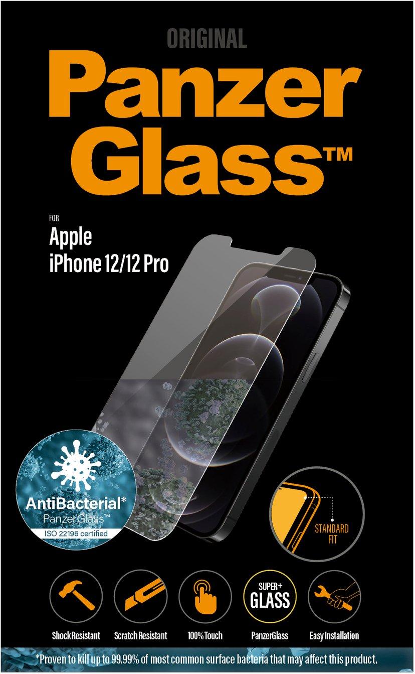 Panzerglass Original iPhone 12, iPhone 12 Pro