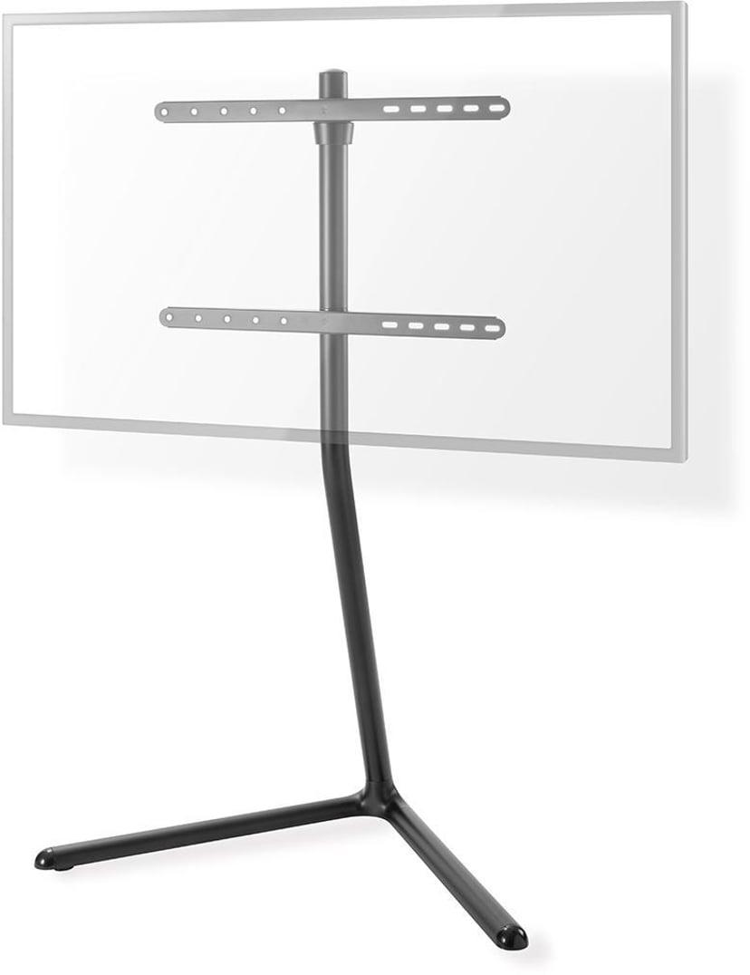 """Nedis TV Floorstand V-Fot Construct 49-70"""" 40kg Black"""