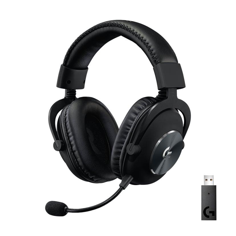 Logitech Pro X Wireless Gaming Headset Black Sort