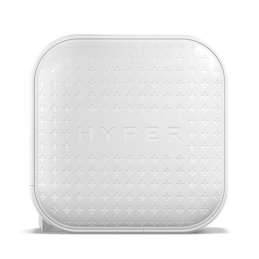 Hyper Hyperjuice 65W Lifestyle Gan Charger White 66W