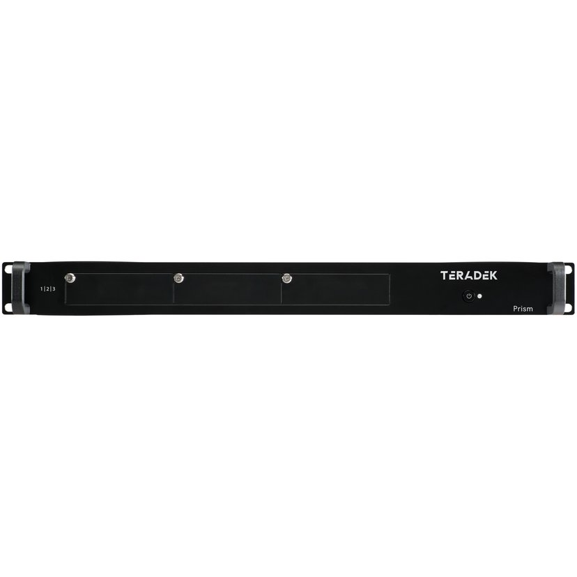 TERADEK Prism 801 Base Rack System 1U