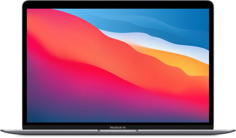Apple MacBook Air (2020) Rymdgrå M1 8GB 512GB SSD 13.3""