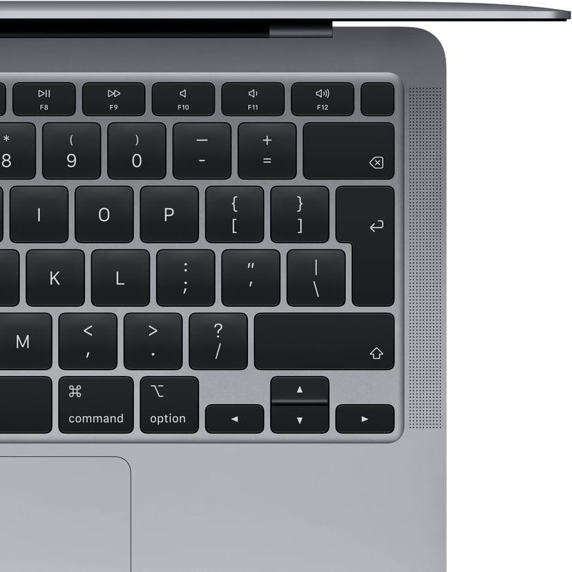 """Apple MacBook Air (2020) Rymdgrå M1 16GB SSD 512GB 13.3"""""""