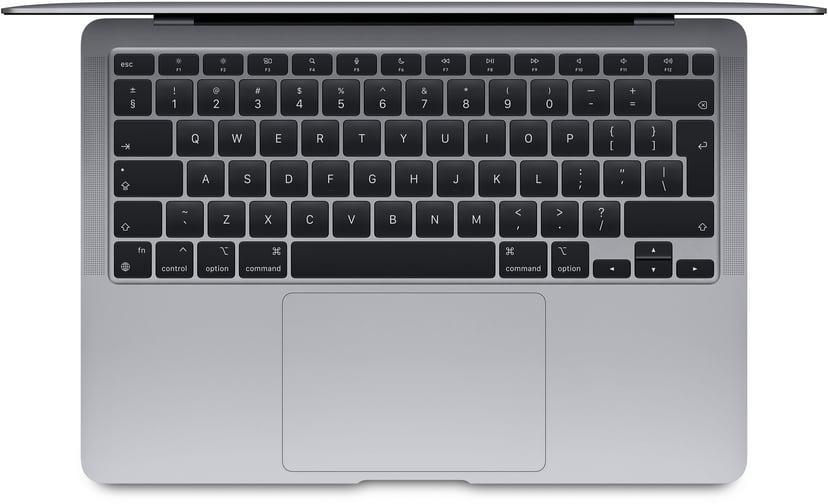 """Apple MacBook Air (2020) Rymdgrå M1 8GB 256GB SSD 13.3"""""""