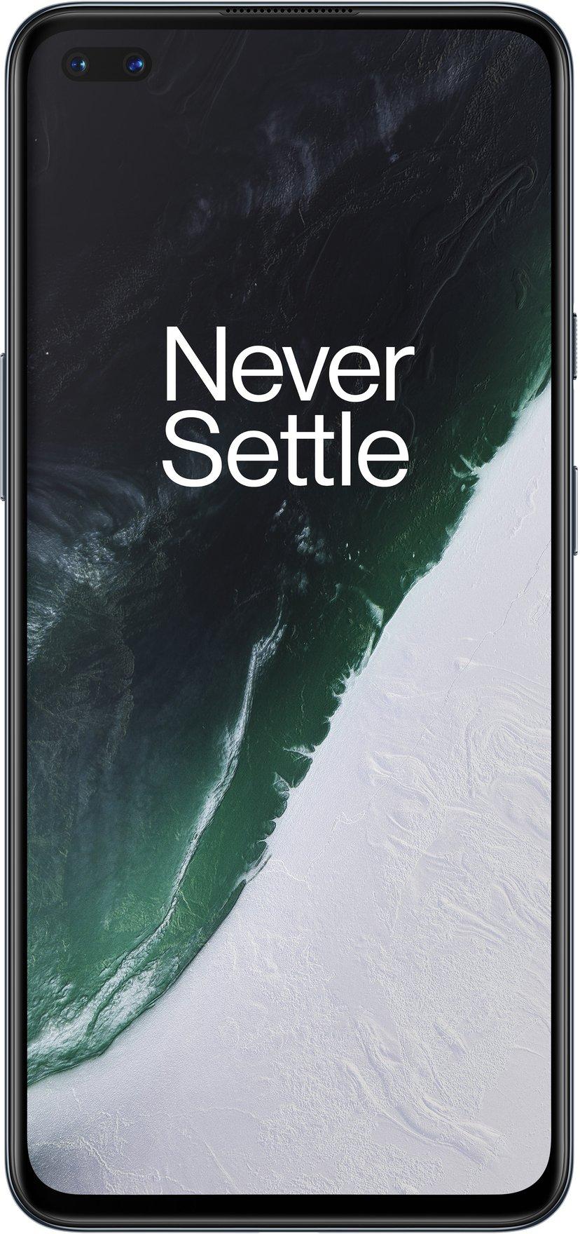 OnePlus Nord 256GB Dobbelt-SIM Onyxgrå