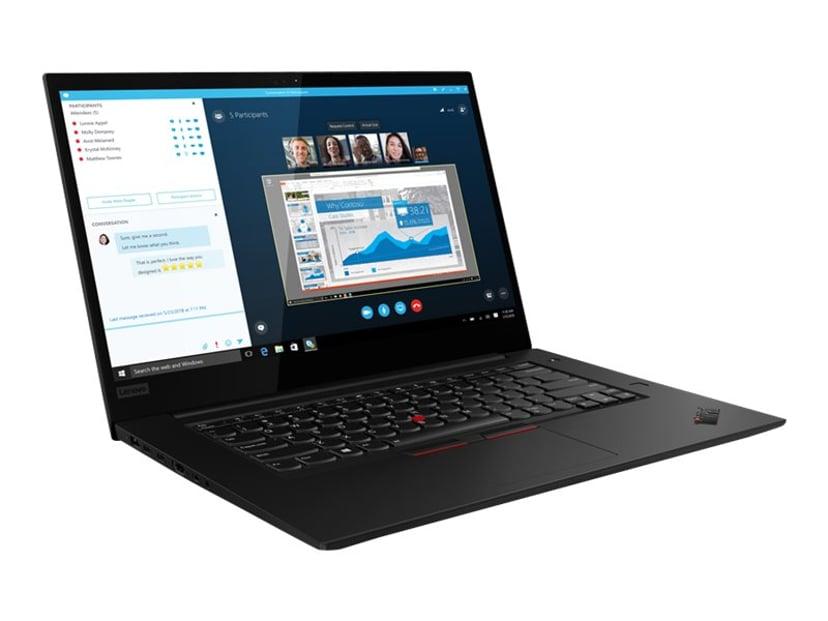 """Lenovo ThinkPad X1 Extreme G2 Core i7 16GB 512GB SSD 15.6"""""""
