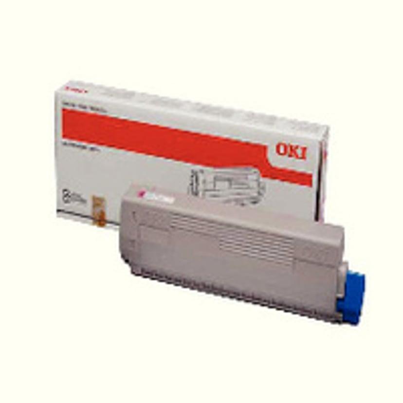 OKI Värikasetti Magenta 7,3k - C822