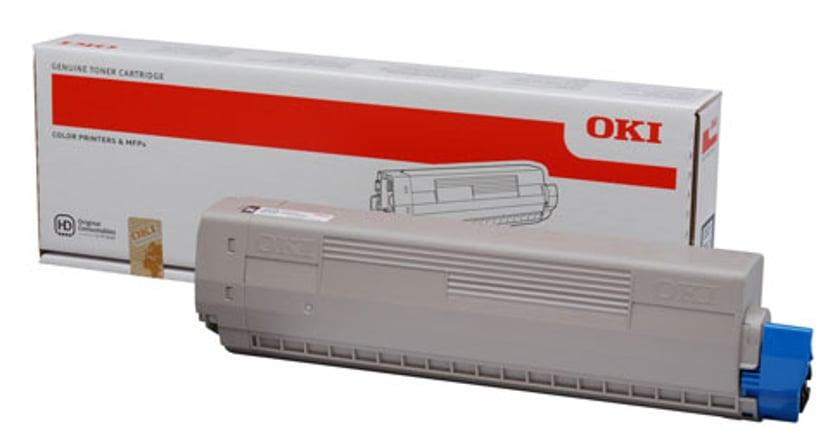 OKI Toner Sort 10k - C831