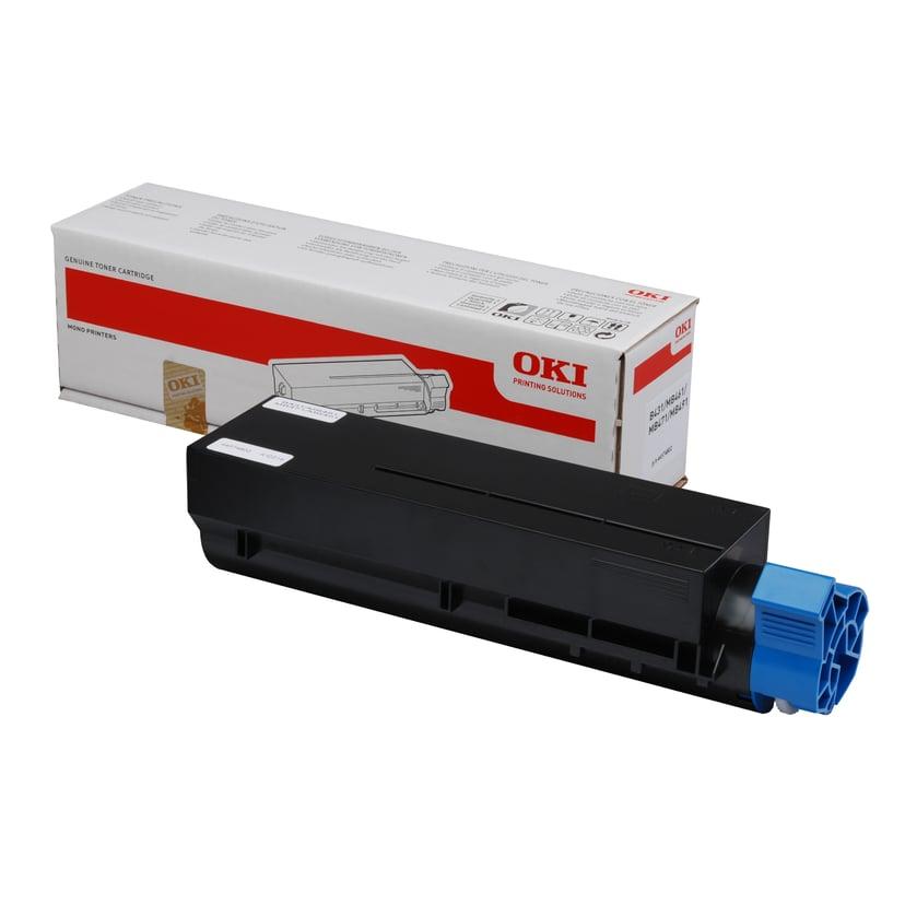 OKI Toner Sort 7k - MB461
