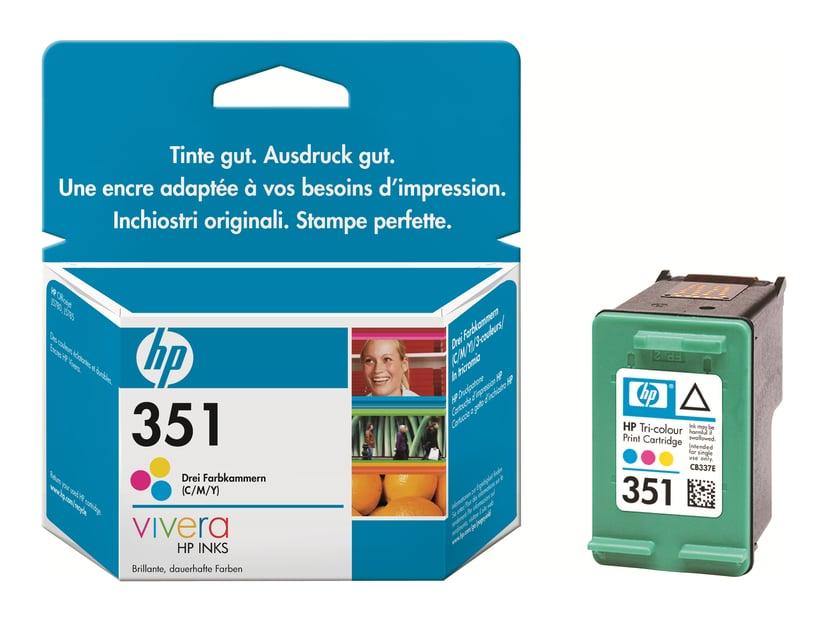 HP Blekk Farge No.351 OfficeJet J5780 3,5ml