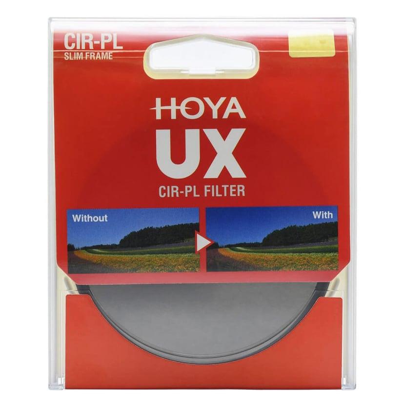 HOYA UX CIR-PL 49mm