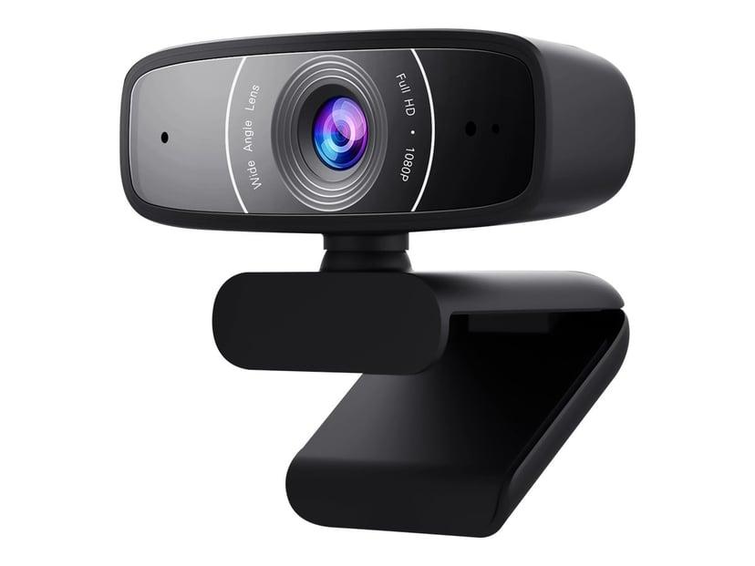ASUS C3 1920 x 1080 Webkamera Sort